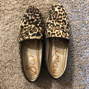 4bab73ffea0 Sam Edelman Shoes - SAM EDELMAN  LIOR  Genuine Calf Hair Loafer